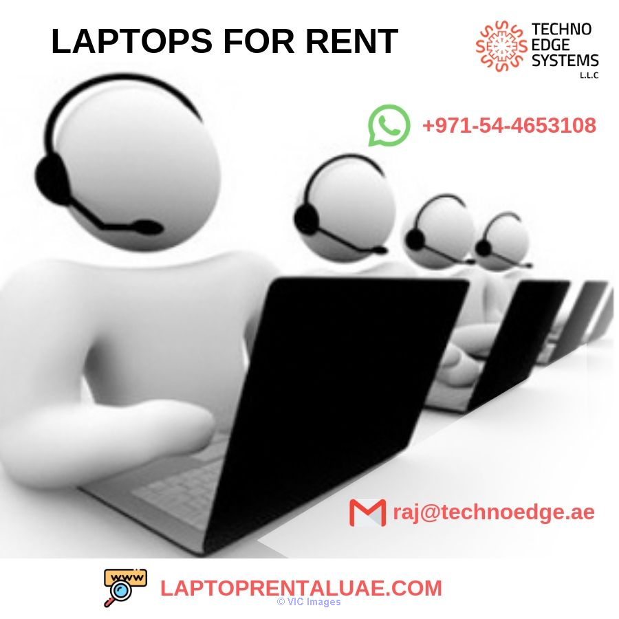 Laptops For Rent in Dubai, UAE - with Best Offers - Laptoprentaluae