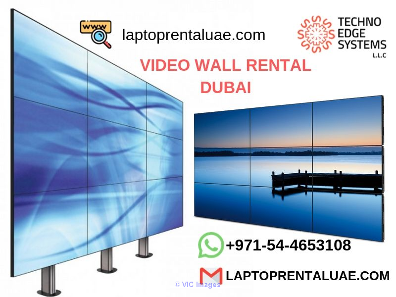 Video wall hire in Dubai, The Complications In LED Video Wall Rental afula